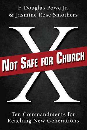 Not Safe for Church - eBook [ePub]