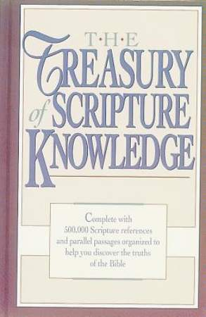 The Treasury of Scripture Knowledge
