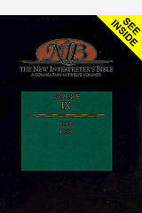 New Interpreter`s Bible Volume IX