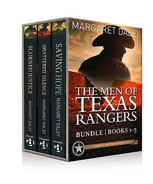 The Men of Texas Rangers Bundle, Saving Hope, Shattered Silence & Scorned Justice - eBook [ePub]