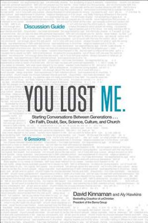You Lost Me Discussion Guide [ePub Ebook]