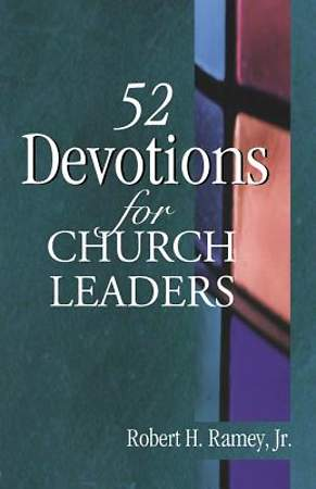52 Devotions for Church Leaders