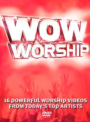 Wow Worship DVD (Red)