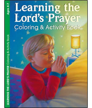Learning the Lord's Prayer