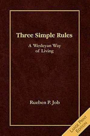 Three Simple Rules Large Print