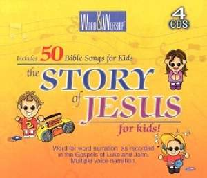Story of Jesus for Kid's-CEV