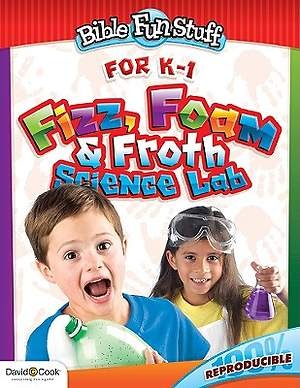 Fizz, Foam, & Froth Science Lab