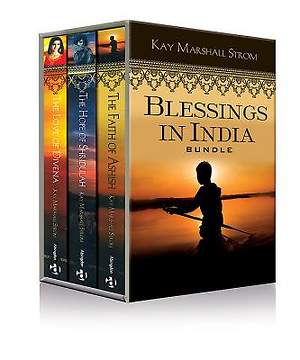 Blessings in India Bundle, Faith of Ashish, Hope of Shridula & Love of Divena - eBook [ePub]