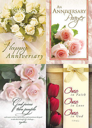 Love Everlasting - Anniversary Boxed Cards - Box of 12