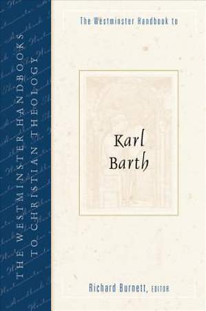 The Westminster Handbook to Karl Barth [ePub Ebook]