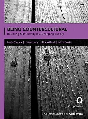 Q Society Room - Being Countercultural DVD