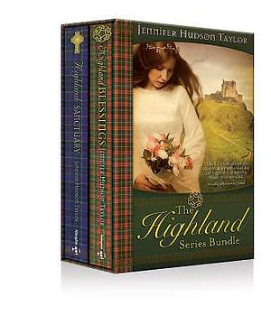 The Highland Series Bundle, Highland Blessings & Highland Sanctuary  - eBook [ePub]