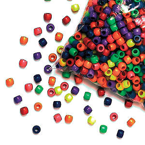 Concordia VBS 2015 Camp Discovery Opaque Pony Beads