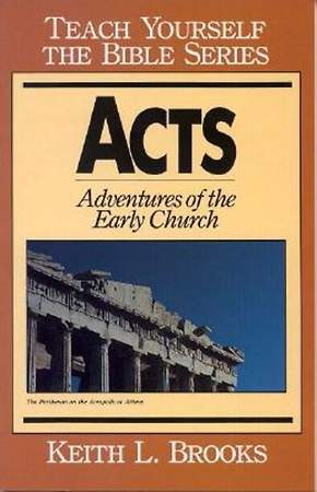 Acts Bible Study Guide