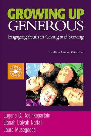 Growing Up Generous in Giving