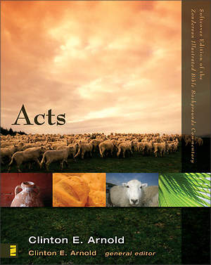 Zondervan Illustrated Bible Backgrounds Commentary - Acts