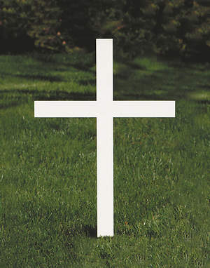 Memorial Cross Standard Design