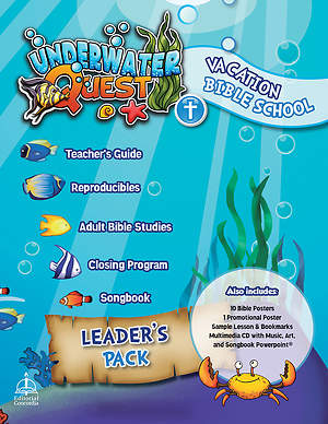 Concordia Bilingual VBS 2015 Underwater Quest Leader Package