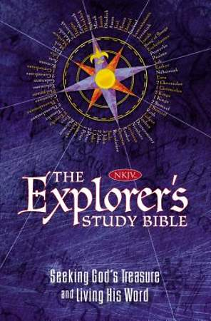 The Explorer's Study Bible New King James Version