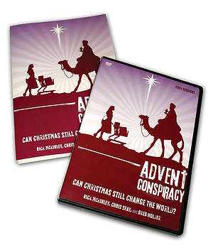 Advent Conspiracy DVD and Book
