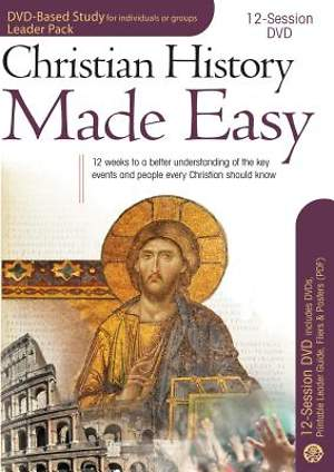 Christian History Made Easy Leader Pack