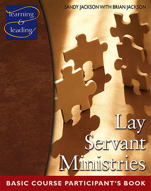 Lay Servant Ministries Basic Course Participant`s Book