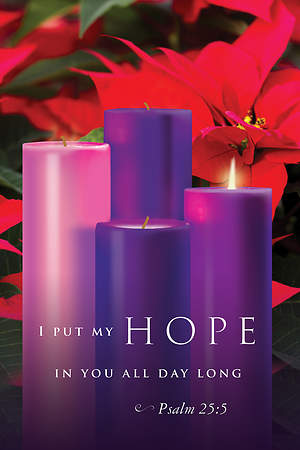 Hope Advent Sunday 1 Bulletin 2015, Regular (Package of 50)