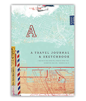 A Travel Journal & Sketchbook
