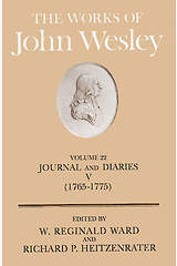 The Works of John Wesley Volume 22
