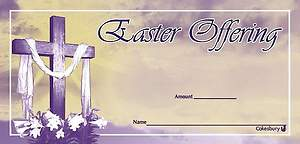 Easter Offering Envelope (Package of 100)