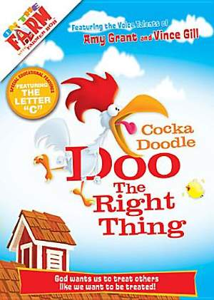 Cocka Doodle Doo the Right Thing