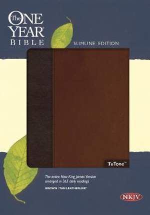 The One Year Bible New King James Version