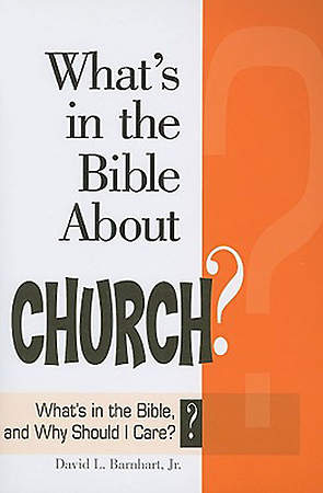 What's in the Bible About Church? - eBook [ePub]