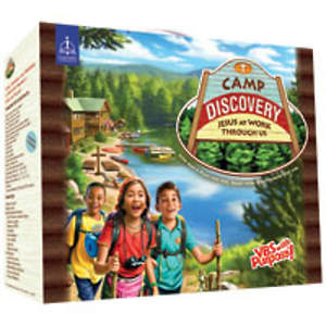 Camp Discovery VBS 2015  Starter Kit