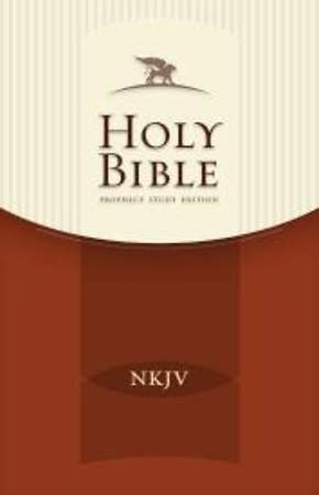 Prophecy Study Bible-NKJV