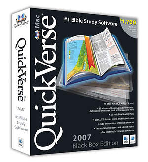 Quickverse Mac 2007 Black Box