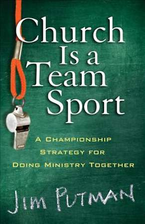 Church Is a Team Sport [ePub Ebook]