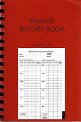 Church Record Book