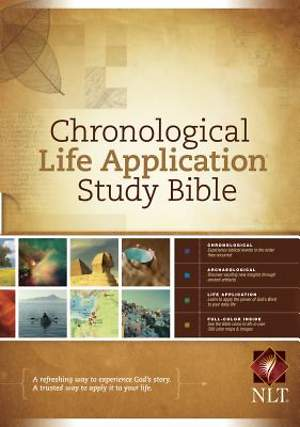 Chronological Life Application Study Bible NLT