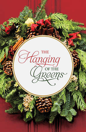 Christmas Bulletin - Hanging of the Greens (Pack of 100)