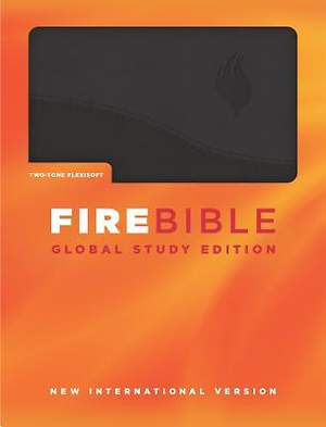 Fire Bible, Global Study Edition
