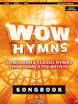 WOW Hymns Songbook Vocal Folio