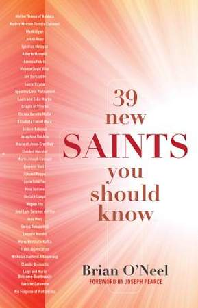 39 New Saints You Should Know