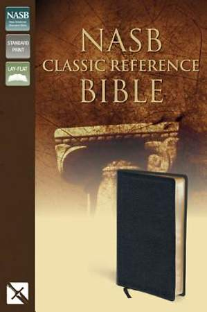 Bible NASB Classic Reference