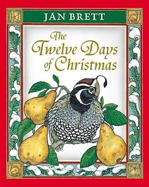 The Twelve Days of Christmas Board Book
