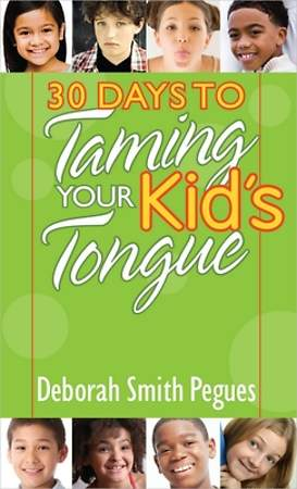 30 Days to Taming Your Kid's Tongue [ePub Ebook]