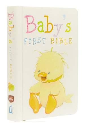Baby`s First Bible-NKJV