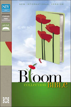 New International Version Thinline Bloom Collection Bible