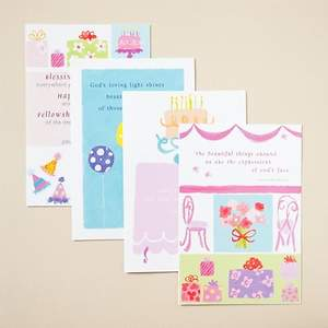 Joyful - Birthday Boxed Cards - Box of 12
