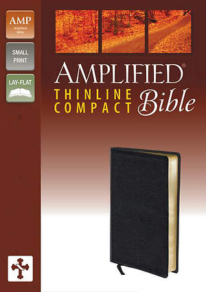 Amplified Thinline Bible Compact